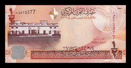 Barein Bahrain 1/2 Dinar L. 2006 Pick 25 SC UNC - Bahrein
