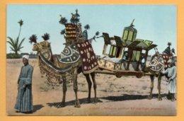 Egypt - Portative Pavilion For Marriage Procession - Egypt