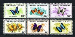 Trinidad Y Tobago Nº 297/302 Nuevo - Trinidad & Tobago (1962-...)