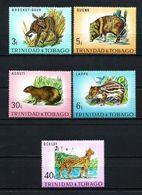 Trinidad Y Tobago Nº 285/9 Nuevo - Trinidad & Tobago (1962-...)