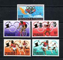 Trinidad Y Tobago Nº 226/30 Nuevo - Trinidad & Tobago (1962-...)