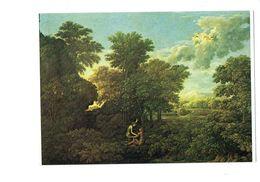 Cpm - Paris Musée Louvre POUSSIN Nicolas - Le Printemps Ou Le Paradis Terrestre - Adam Et Eve Pomme Dieu - Otros