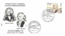 MATASELLOS 1979 SANTA CRUZ DE TENERIFE - 1931-Aujourd'hui: II. République - ....Juan Carlos I