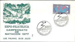 MATASELLOS 1977 LAS PALMAS DE GRAN CANARIA - 1931-Aujourd'hui: II. République - ....Juan Carlos I