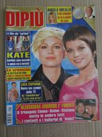 - ITALIAN MAGAZINE DIPIU'  N 18 / 2012 EMMA - BELEN - KATE - Libri, Riviste, Fumetti
