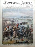 La Domenica Del Corriere 2 Marzo 1913 Romanov Caron Atropo Messico Sonno Visceri - Libri, Riviste, Fumetti