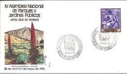 MATASELLOS 1976 SANTA CRUZ DE TENERIFE - 1931-Aujourd'hui: II. République - ....Juan Carlos I