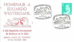MATASELLOS 1984 SANTA CRUZ DE TENERIFE - 1931-Hoy: 2ª República - ... Juan Carlos I