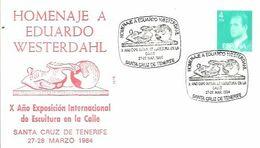 MATASELLOS 1984 SANTA CRUZ DE TENERIFE - 1931-Aujourd'hui: II. République - ....Juan Carlos I