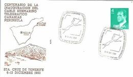 MATASELLOS 1983 SANTA CRUZ DE TENERIFE - 1931-Heute: 2. Rep. - ... Juan Carlos I