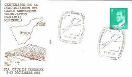 MATASELLOS 1983 SANTA CRUZ DE TENERIFE - 1931-Aujourd'hui: II. République - ....Juan Carlos I