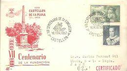 MATASELLOS 1952 CASTELLON - 1931-Aujourd'hui: II. République - ....Juan Carlos I