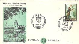 MATASELLOS 1974 SEVILLA - 1931-Aujourd'hui: II. République - ....Juan Carlos I