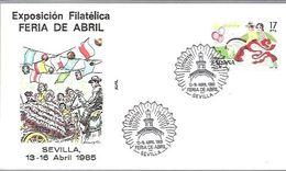 MATASELLOS 1985 SEVILLA - 1931-Heute: 2. Rep. - ... Juan Carlos I