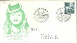 MATASELLOS 1953 LAS PALMAS.CANARIAS - 1931-Aujourd'hui: II. République - ....Juan Carlos I