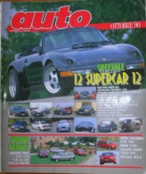AUTO - N.10 - OTTOBRE 1990 - ANNO VI - OPEL CALIBRA 2.0 16V - MAZDA MX-5 - FIAT TIPO - BMW 730i - SUZUKI SWIFT 1300 GTi - Motori