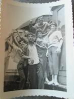 YOUNG FRIENDS, JEUNES AMIS, ORIGINAL PHOTO - Personnes Anonymes
