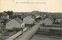 La Montagne * Vue Panoramique * Rue De La Commune - La Montagne