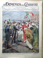 La Domenica Del Corriere 21 Dicembre 1913 Ritrovamento Gioconda Mussini Messico - Libri, Riviste, Fumetti