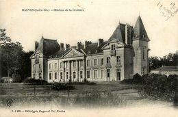 Mauves * Château De La Droitière - Mauves-sur-Loire