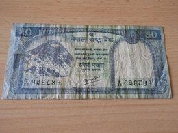 Nepal Rastra Bank  50 Rupees  2012 Gebr. - Japon