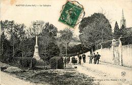 Mauves * Le Calvaire * Photographe - Mauves-sur-Loire