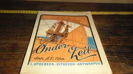 ONDER ZEIL  _ ANNO 1942 ...._____ BOX : P - Histoire