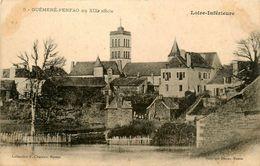 Guémené Penfao * Panorama * Vue De La Commune - Guémené-Penfao