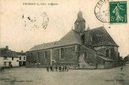 Frossay * Place De L'église Du Village - Frossay