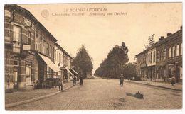 Bourg-Léopold - Steenweg Van Hechtel 1925  (Geanimeerd) - Leopoldsburg