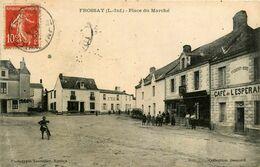 """Frossay * Place Du Marché * Café De L'espérance * """" Au Bon Vin """" Chez BOUCARD - Frossay"""