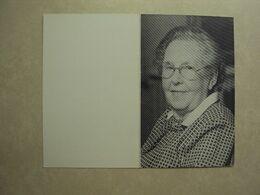 BP 240 - YSEBAERT MARIA - ZWEVEGEN 07.11.1907 - KORTRIJK 17.07.1995 - ZIE 2 FOTO'S - Images Religieuses