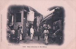 Indochine, Chine, Rue Chinoise à Ho-Kéou (529) - Chine