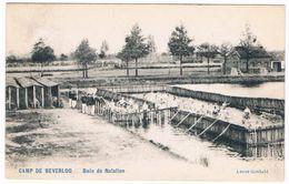 Camp De Beverloo - Bain De Natation 1907   (Geanimeerd) - Leopoldsburg