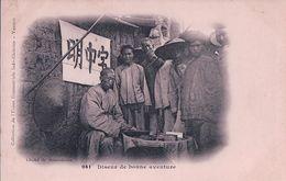 Indochine, Chine, Diseur De Bonne Aventure (941) - Chine