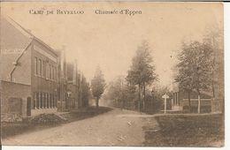 Camp De Beverloo - Chaussée D'Eppen  1919  MD - Leopoldsburg
