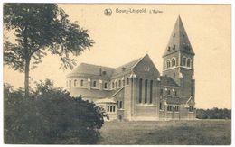 Bourg-Léopold - L'Eglise 1923 - Leopoldsburg