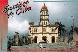 1 AK Kuba * Basílica Santuario De La Caridad Del Cobre - Die Wallfahrtskirche Befindet Sich Bei Santiago De Cuba * - Kuba