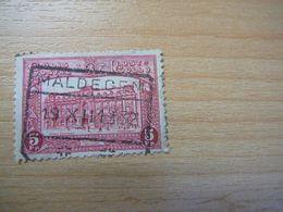(04.08) BELGIE 1930 TR 172 Afstempeling MALDEGEM - Railway