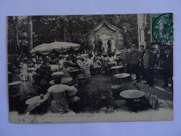 CPA  03 VICHY  Parc Lardy Le Théatre 1908   Animation TBE - Sin Clasificación