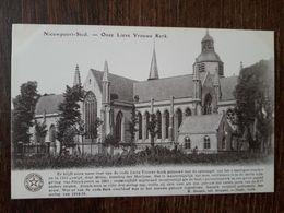 L28/964 NIEUWPOORT - STAD - ONZE LIEVE VROUW-KERK - Nieuwpoort
