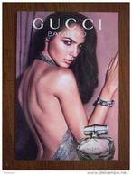 GUCCI Sexy Female Carte Postale - Pin-Ups