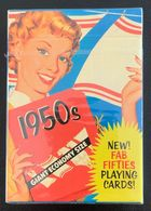 1950s Playing Cards, Piatnik, Austria, 2017, New, Sealed - Altre Collezioni