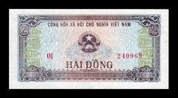 Vietnam 2 Dong 1980 Pick 85 SC UNC - Vietnam