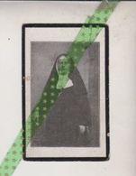 Eerwaarde Moeder Benedicta (Maria Lucia Angèla Elen), Antwerpen 1869, Sint-Nikolaas (Waas) 1915. Overste Zusters H.Jozef - Avvisi Di Necrologio