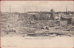 Antwepen Ontploffingsramp Atelier Joseph Corvilain 1889 Steenborgerweertpolder Ter Hoogte Vh Noordkasteel (Oosterweel) - Belgique