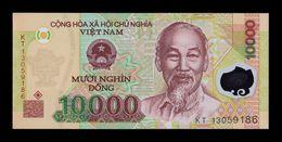 Vietnam 10000 Dong 2013 Pick 119g Polymer SC UNC - Vietnam