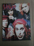 - ITALIAN MAGAZINE VELVET N 24 / 1990 - Musica