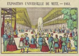 METZ - MOSELLE  (57) -  CPSM - Metz