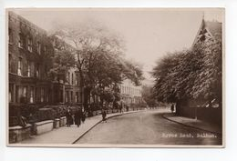 Byrne  Road  ,  Balham          1910s  -   Written / Not  Posted - Londres – Suburbios